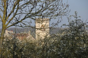 Barton church in Spring (5)