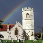 Church rainbow